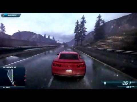 Need for Speed Most Wanted 2012  Madeon - The City