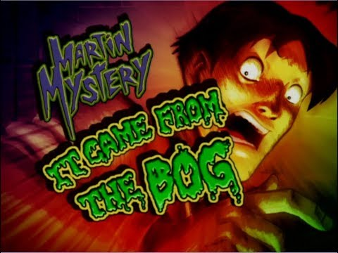 Martin Mystery - It Came from the Bog | FULL EPISODE | ZeeKay