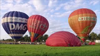 Ballonfiësta  boven Dongen was weer heus feest