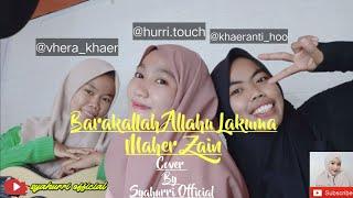 Download Lagu Maher Zain    Baraka Allahu Lakuma   Cover By Syahurri Official mp3
