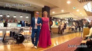 Ufa wedding 2016 показ CESARS, JM Уфа