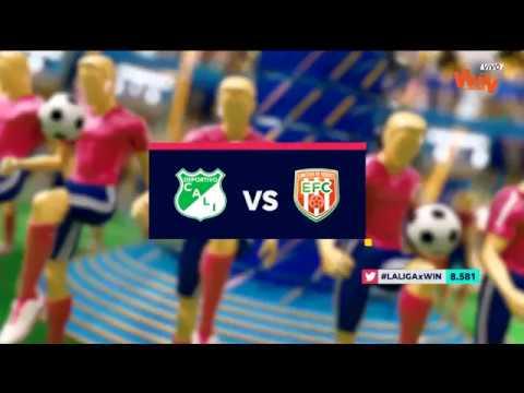 Cali vs. Envigado (Resumen y mejores momentos) | Liga Aguila 2019-I | Fecha 20