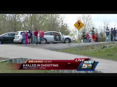 "OHIO MASS SHOOTING KILLS 8  AND NOBODY BLAMES ""WHITE CULTURE"""