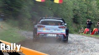 WRC Rallye Deutschland 2018 - Best of by Rallymedia