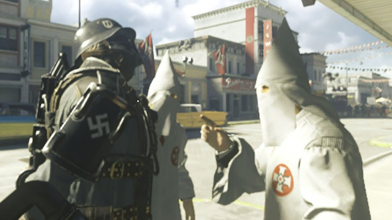 나치강점기 미국 (한글자막)
