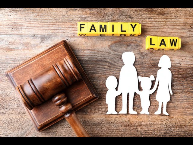 Demanding fairness - our family law policy