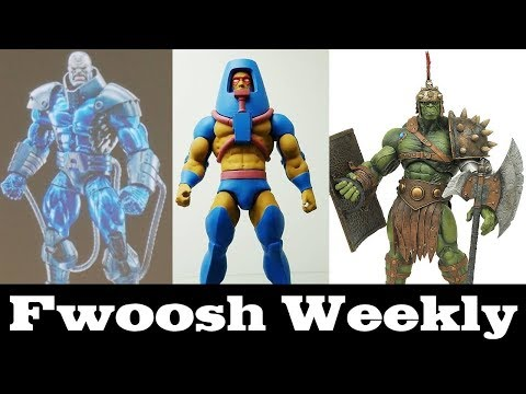 Weekly! Marvel Legends, Masters of the Universe Classics, Mezco, and Marvel Select