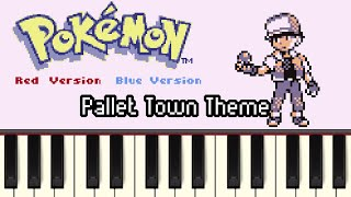 Pallet Town Theme - Pokémon Red/Green/Blue/Yellow
