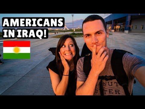 Flying To IRAQ! (Kurdistan)