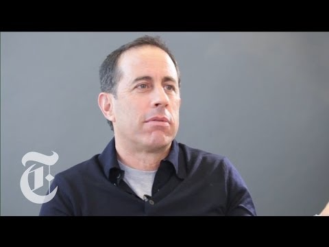 Jerry Seinfeld Interview: How to Write a Joke | The New York