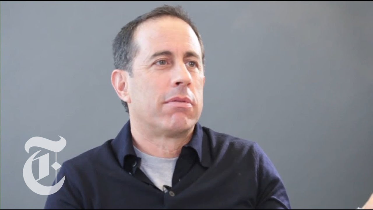 Jerry Seinfeld Interview: How to Write a Joke  The New York Times