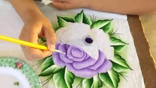Rosa lilás com lia ribeiro p 2