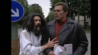 """""""Robinson auf der Verkehrsinsel!"""""""