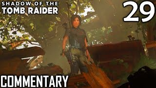 Shadow Of The Tomb Raider Walkthrough Part 29 - The Library Of Secrets