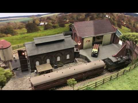 Astolat Model Railway Circle 2018 Exhibition – 21st January 2018