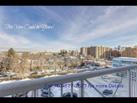 Condo for Sale in Sunalta - Calgary Southwest