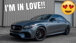 2019 Mercedes-AMG E63S Review - THE BEST CAR YOU CAN BUY