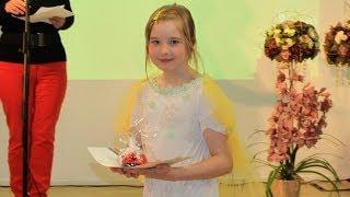 """""""Laululinnuhaldjas"""" - 9a Sirelin Timmermann - Viisivärtnake 2014 eripreemia"""