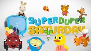 Super Duper Saturday | BabyFirst TV