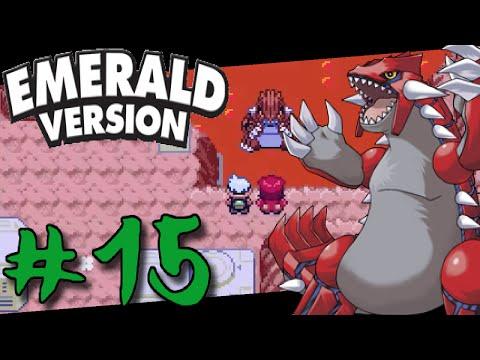 Pokemon: Emerald - Tam Çözüm#15 : Groudon Uyanıyor!