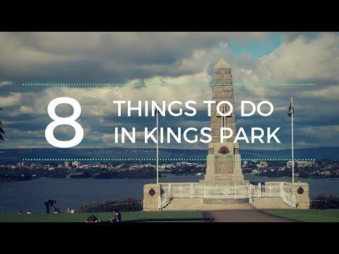 8 Things To Do In Kings Park | Perth Western Australia | GoGrowGlowbern