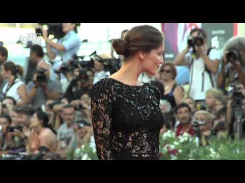 69th Venice Film Festival - Kasia Smutniak opens first day's red carpet
