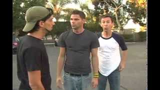 DAVID BLAINE STREET MAGIC PART 4