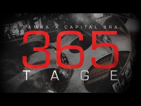 Смотреть клип Samra & Capital Bra - 365 Tage
