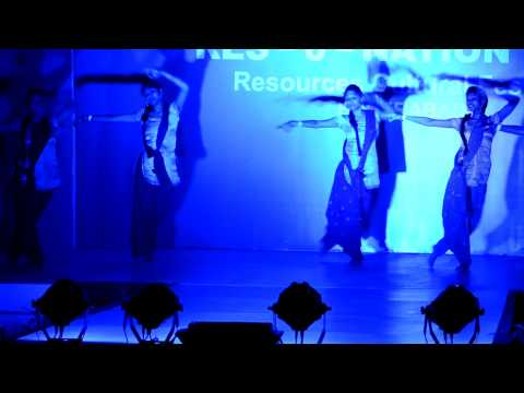 Accenture Hyderabad Res-o-nation 2012 - Group Dance By Dupont Gals
