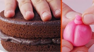 Line The Cake With Chocolate Bars – The Result Will Blow You Away!