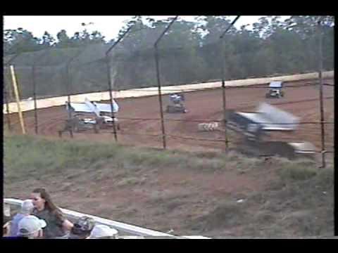 Brandie Jass Racing on 7 11 09