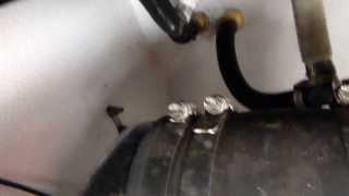 1995 Baha Cruiser 30 Ft Engines Room