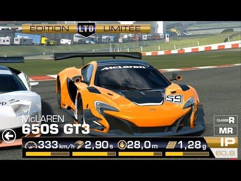 Real Racing 3 - McLaren 650S GT3