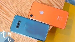 Samsung Galaxy S10e vs iPhone XR thumbnail