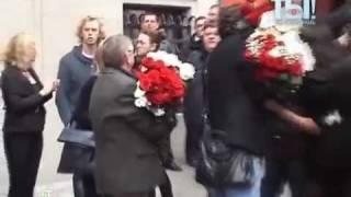 Алексея Завьялова провожают в последний путь