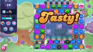 Candy Crush Saga Level 5541 NO BOOSTERS (third version)