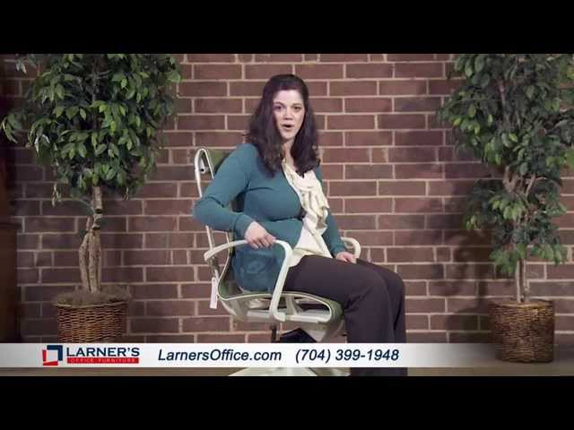 Cydia Chair - Presented By Larner's Office Furniture | Charlotte, NC