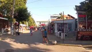 Obzor, Lively Black Sea Resort with a choice of 2 beaches,  Bulgaria.(http://www.videomapbulgaria.com With 2 beaches to choose from, you are spoilt for choice here in Obzor. The main town beach is sandy and clean but can get ..., 2013-08-26T10:29:29.000Z)