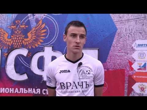 Интервью с Романом Богдановым (ЮФУ)