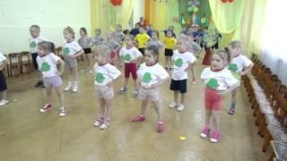 видео ДЕНЬ ЗДОРОВЬЯ В ДЕТСКОМ САДУ