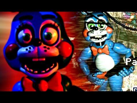 LOL HI BONNIE!!! - Five Nights At Freddy's 2 - Part 2