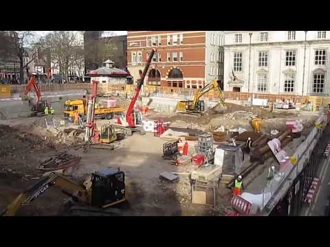 Leicester Square Hotel Development  Leap Day London February 29 2016