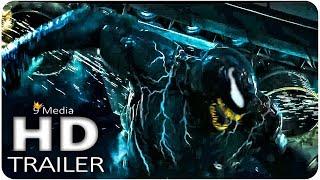 VENOM Final Trailer (2018) Marvel, Spider-man Spin Off Movie