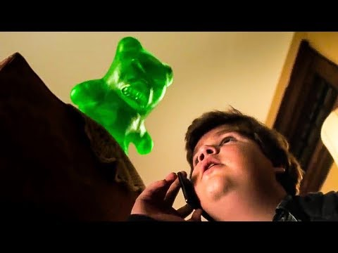 Download Goosebumps 2 'Evil Gummy Bears' Movie Clip 7/10 (2018) HD