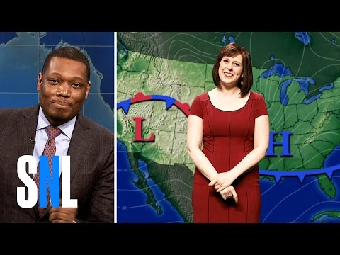Weekend Update: Dawn Lazarus - SNL