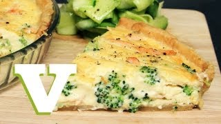Salmon And Broccoli Quiche: The Tasty Tenner S01e8/8
