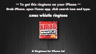 Jingle Bells Whistle Ringtone