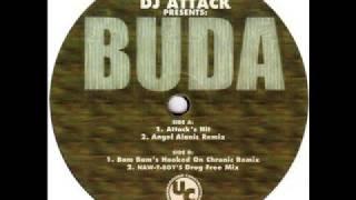 dj attack - buda (attack