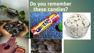 candies from 90's that reminds you of ur childhood