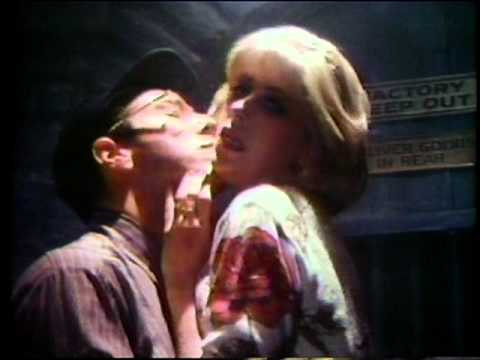 Little Shop of Horrors broadway play commercial 1983